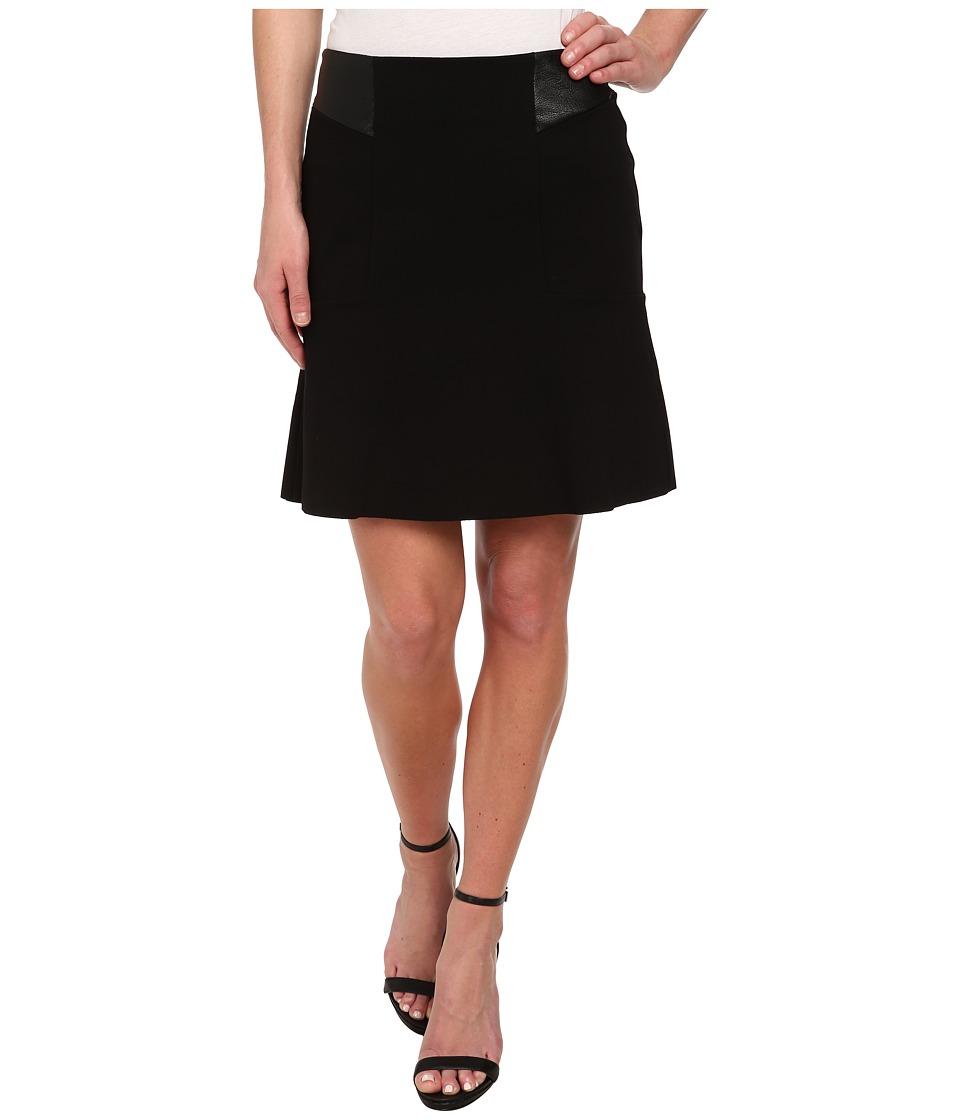 Kenneth Cole New York - Eli Skirt (Black) Women's Skirt