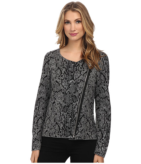 Kenneth Cole New York - Cindy Sweater (Grey Melange Multi) Women's Sweater