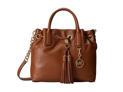 MICHAEL Michael Kors Camden Medium Drawstring Satchel (Luggage) Satchel Handbags