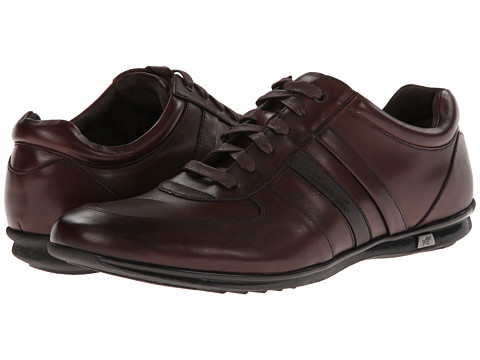 Kenneth Cole New York - I'M Plate-D (Brown) Men's Lace up casual Shoes