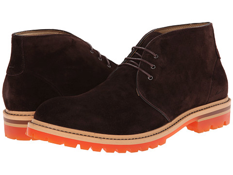 Kenneth Cole New York - Star-Obe Lights (Brown) Men's Lace-up Boots