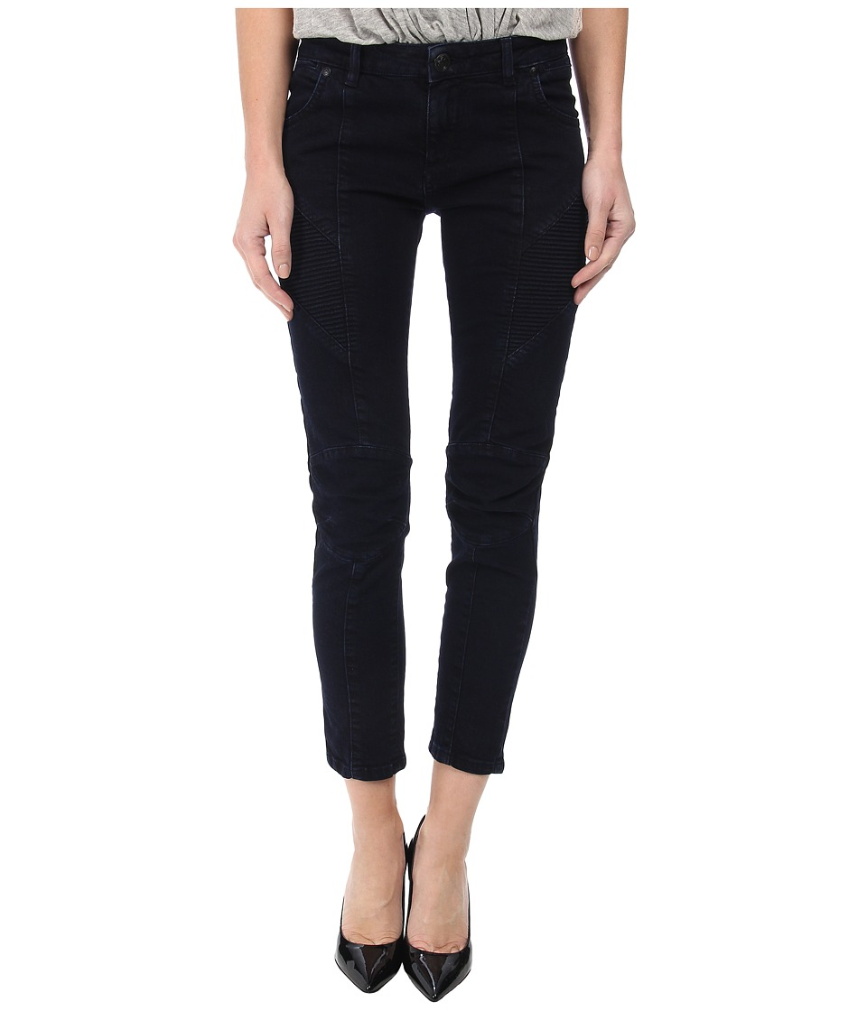 Pierre Balmain - Skinny Jeans in Black (Black) Women's Jeans