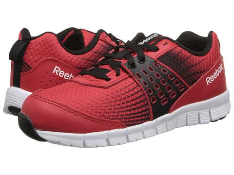Reebok Kids - Z Dual Rush (Little Kid) (Red Rush/Black/Collegiate Royal/White) Boys Shoes