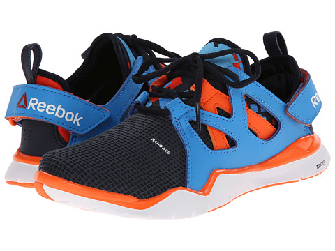 Reebok Kids - ZCut TR (Big Kid) (Faux Indigo/Energy Blue/Blue Beam/Vivid Tangerine) Boys Shoes