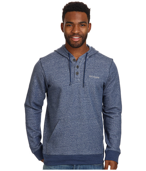 Columbia - Rugged Waters Hoodie (Carbon) Men's Sweatshirt