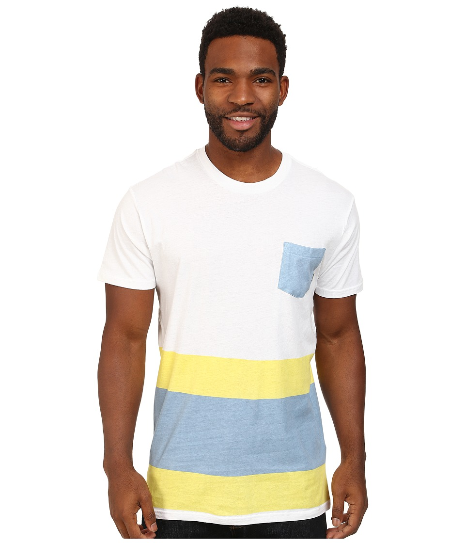 Burton - Buoy Block S/S (Dusk Blue) Men's T Shirt