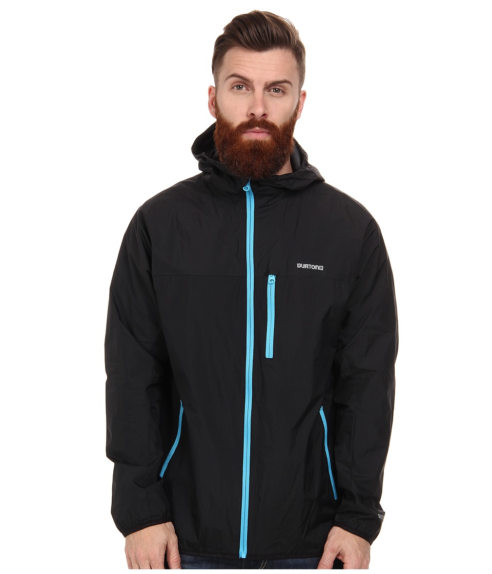 Burton - Chill Windbreaker (True Black) Men's Coat