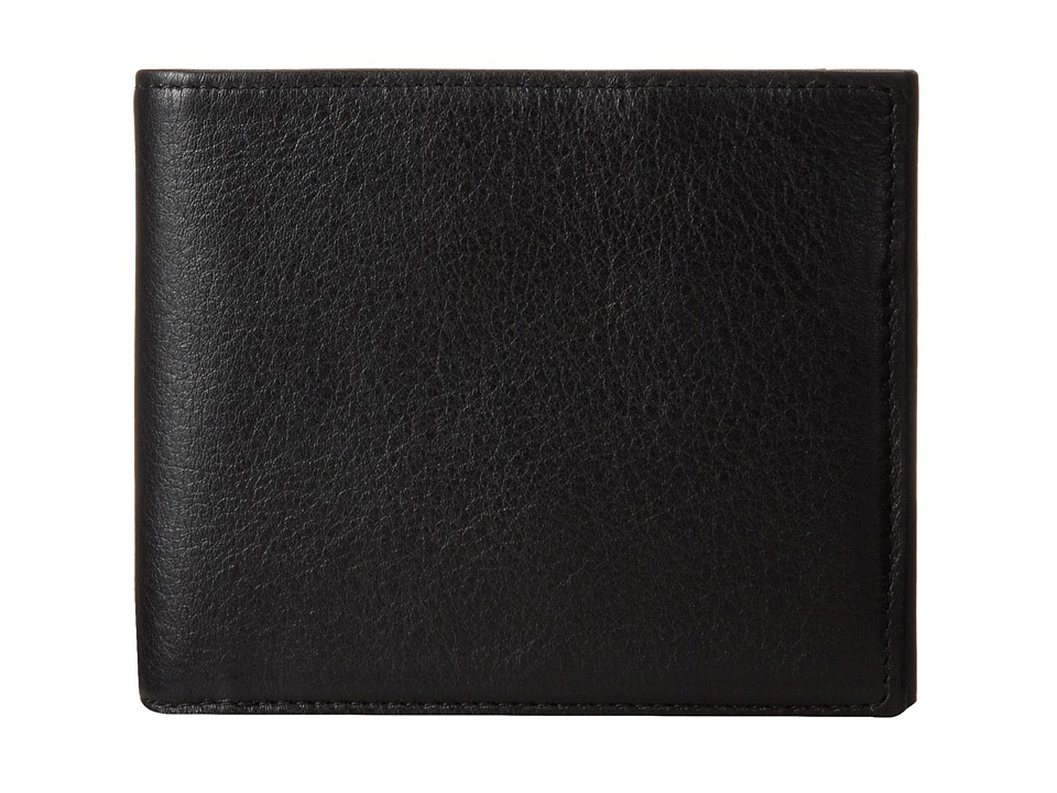 Johnston & Murphy - Slimfold Wallet 2 (Black) Bi-fold Wallet