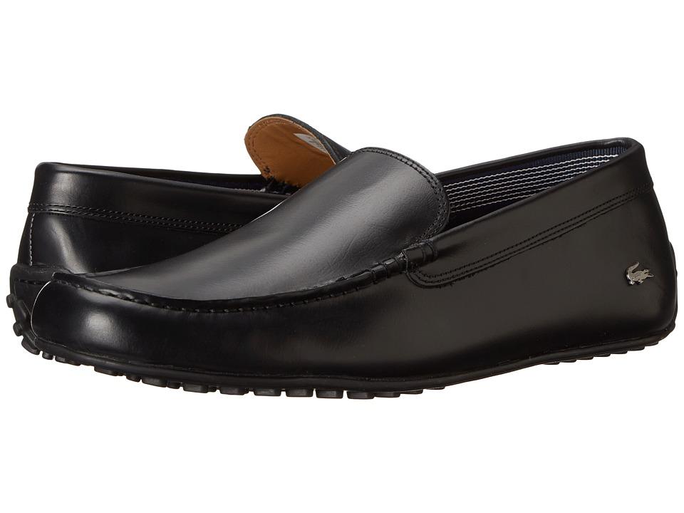 Lacoste - Bonand (Black) Men's Shoes