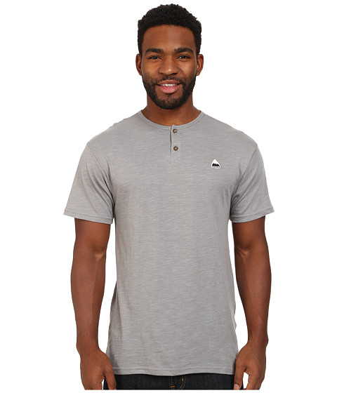 Burton - Mousam Tee (Monument Heather) Men