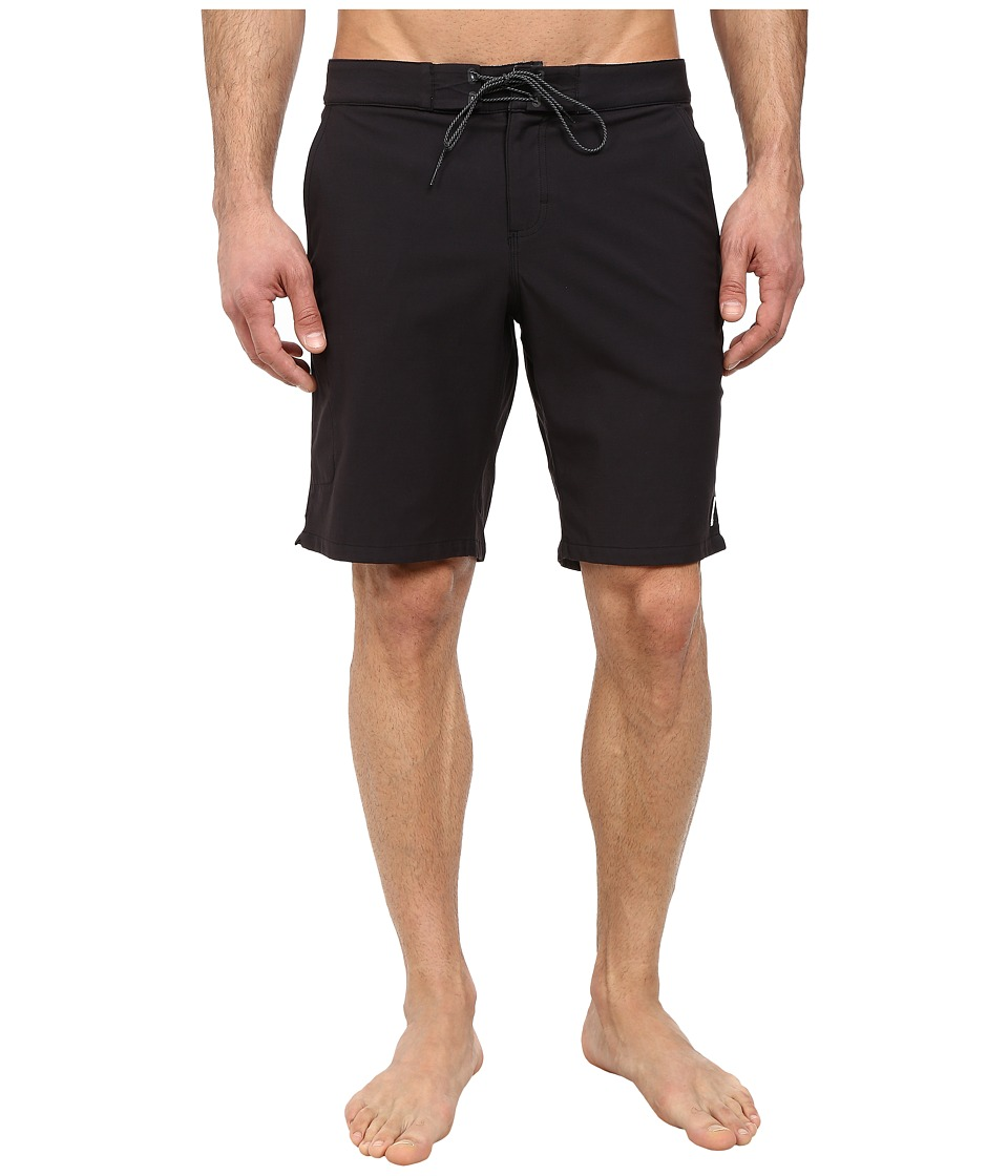 Burton - Moxie Boardshort (True Black) Men's Swimwear