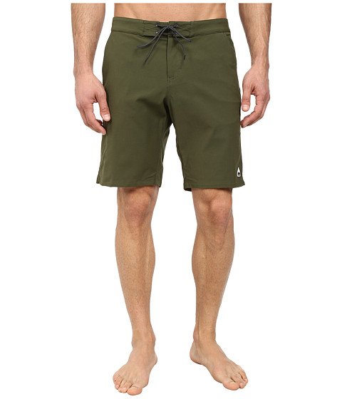 Burton - Moxie Boardshort (Rifle Green) Men's Swimwear