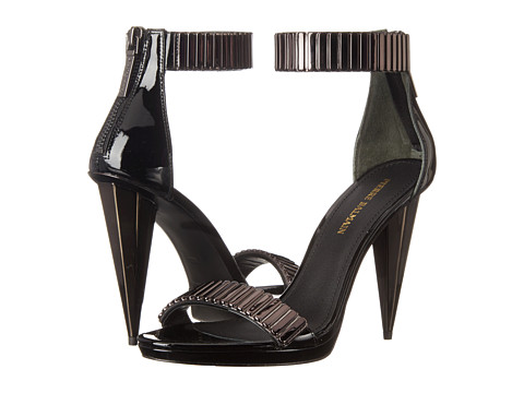 Pierre Balmain - Facet Stone Heel (Black) Women