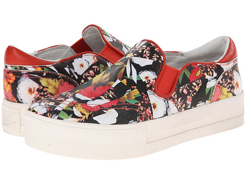 ASH - Jungle (Multi/Coral/Nappa Bahia/Nappa Wax) Women's Shoes