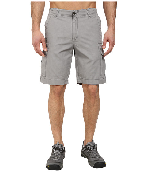 Woolrich - Changing Lane Cargo Short (Frost Gray) Men