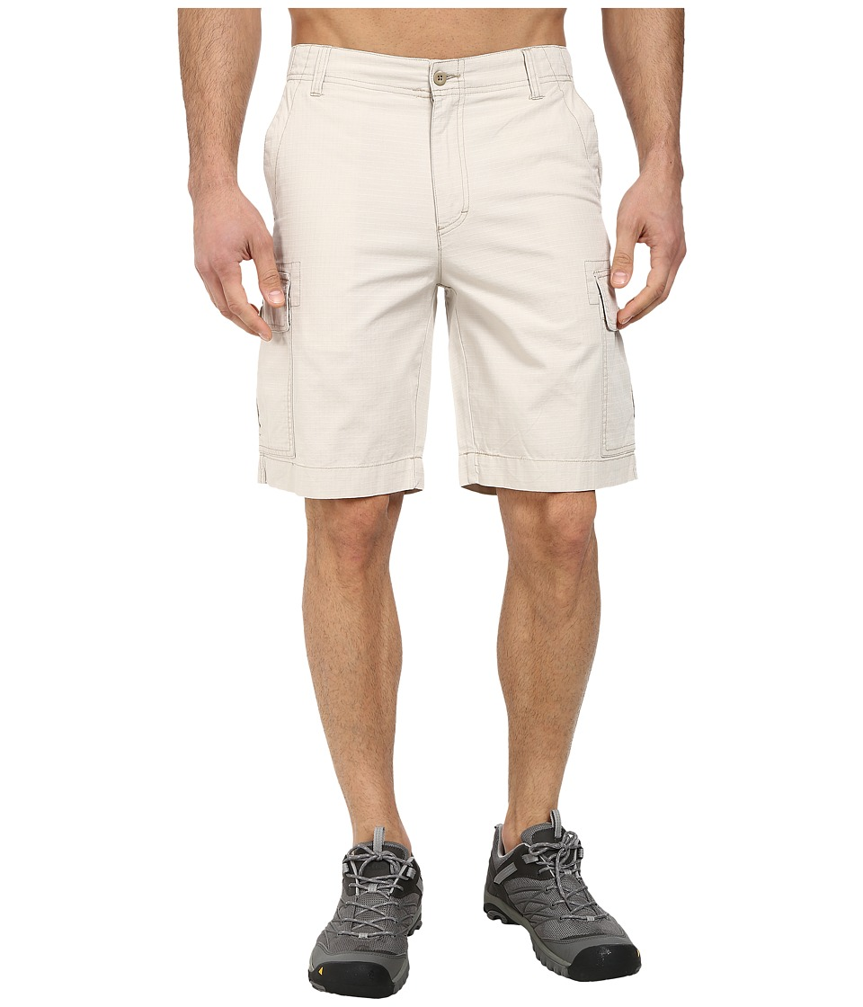 Woolrich - Changing Lane Cargo Short (Stone) Men