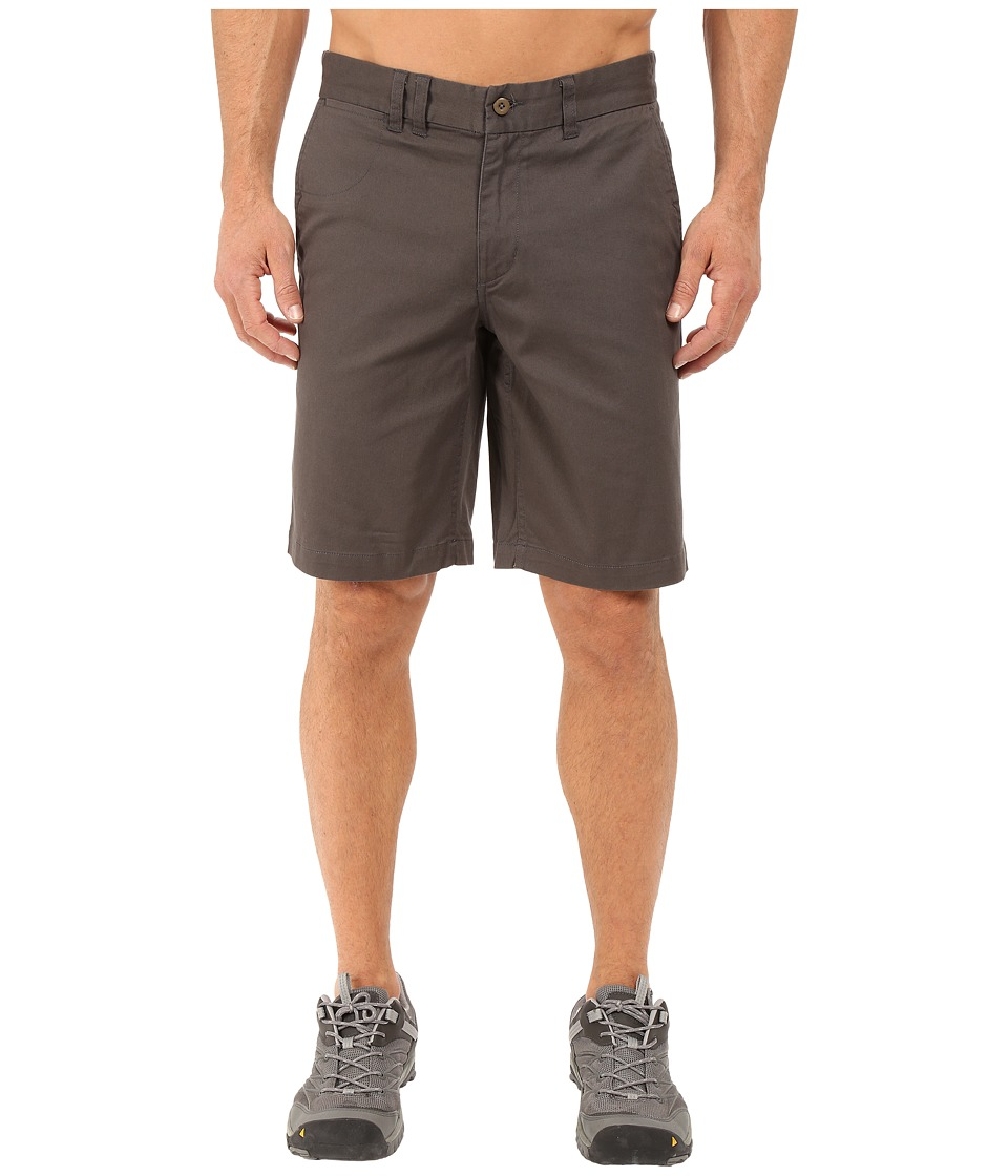 Woolrich - Guide Chino Short (Slate) Men's Shorts