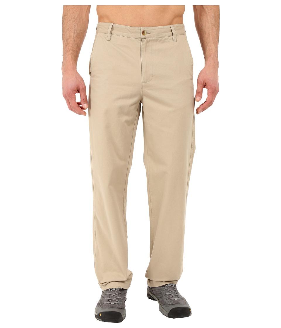Woolrich - Milestone Pant (Khaki) Men's Casual Pants