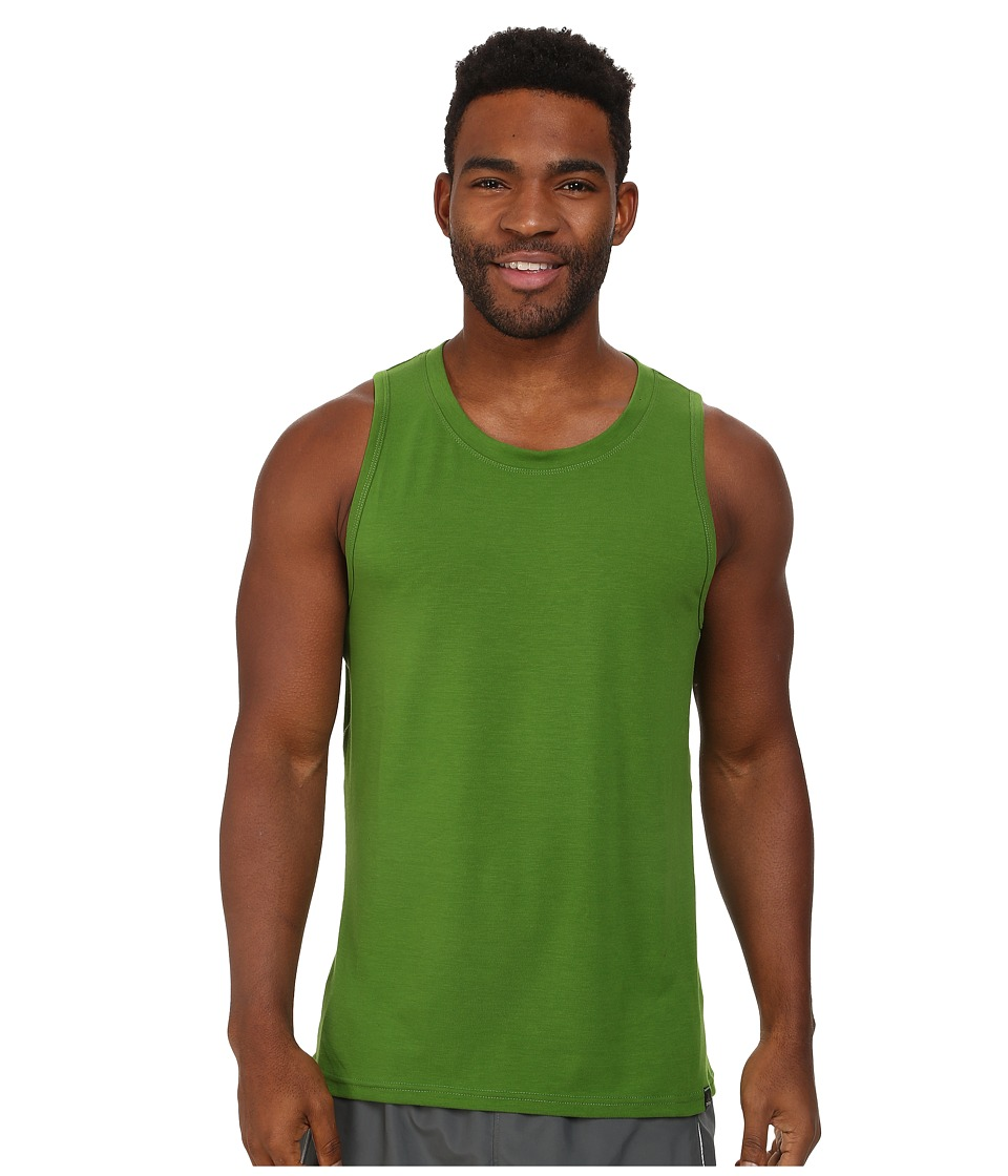 Prana - Ridge Tech Tank (Seaweed) Men