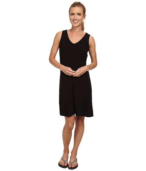 White Sierra - Dailey Duty II Dress (Black) Women