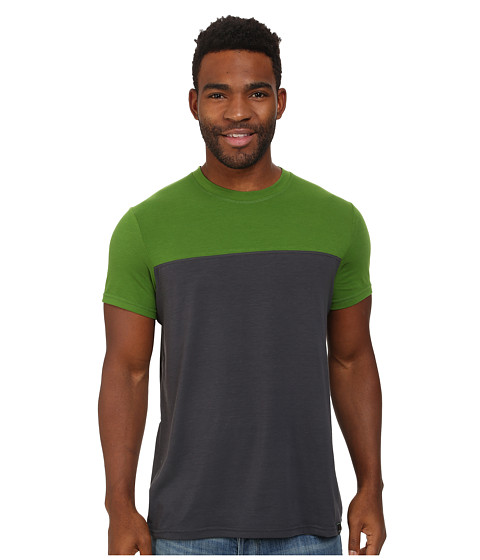 Prana - Ridge Tech Tee (Seaweed) Men