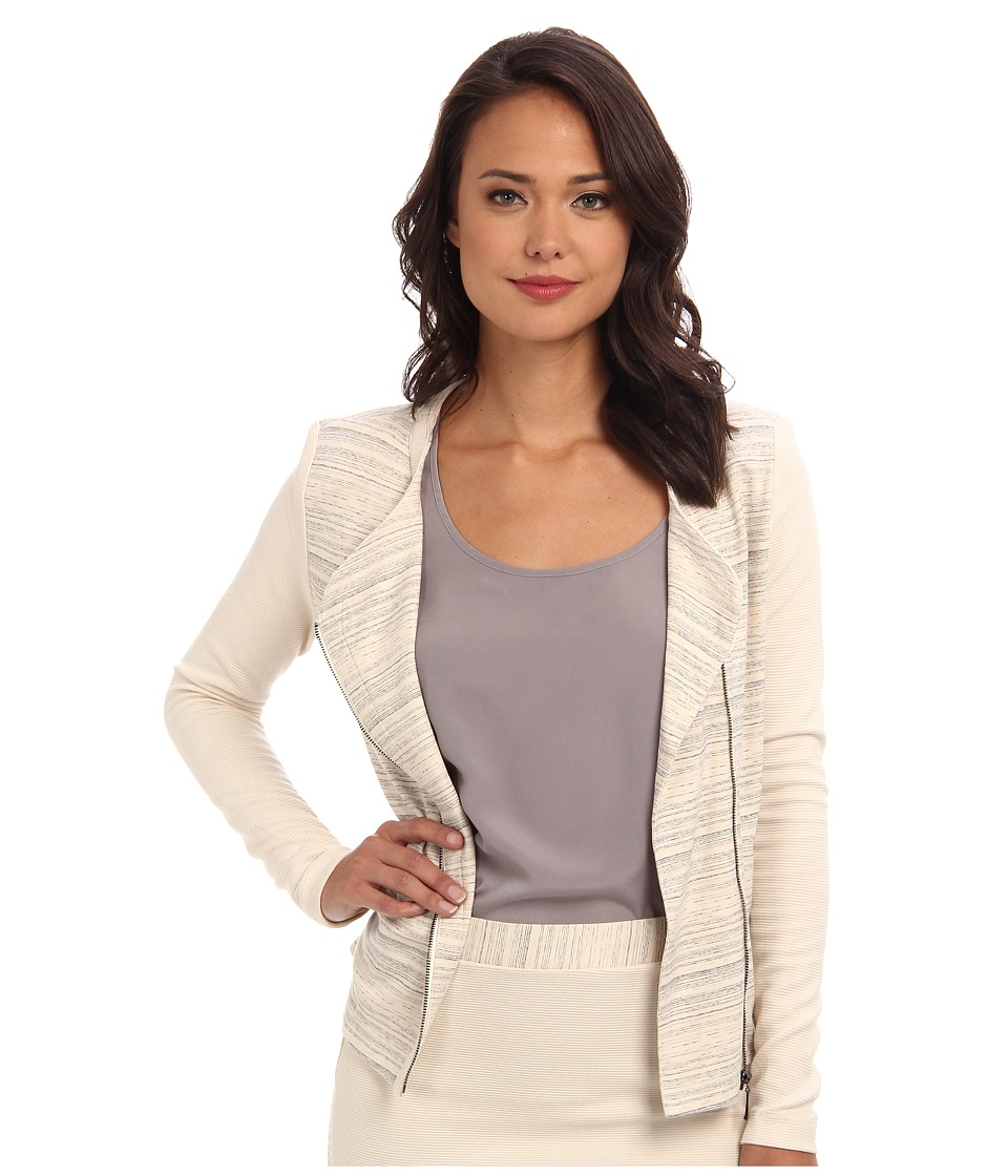 Tart - Aisha Jacket (Cream Space Dye/Ottoman) Women's Jacket