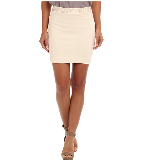 Tart - Priska Skirt (Cream Space Dye/Ottoman) Women's Skirt
