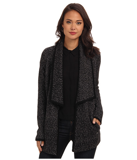 Tart - Bain Coat (Grey/Black) Women's Coat