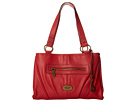 b.o.c. Ashland Satchel (Pimento Red)