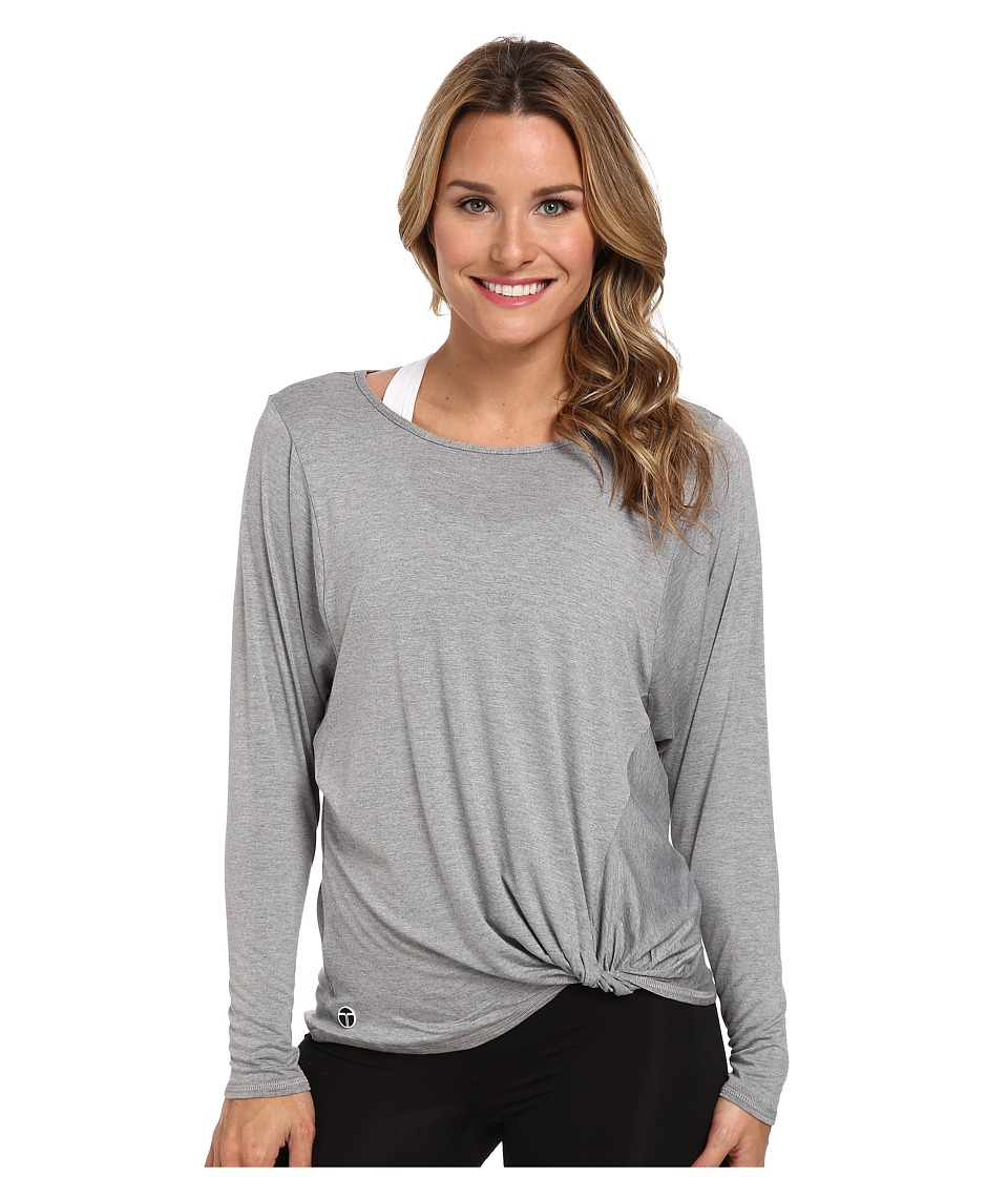 Trina Turk - Twist Front Dolman (Grey) Women