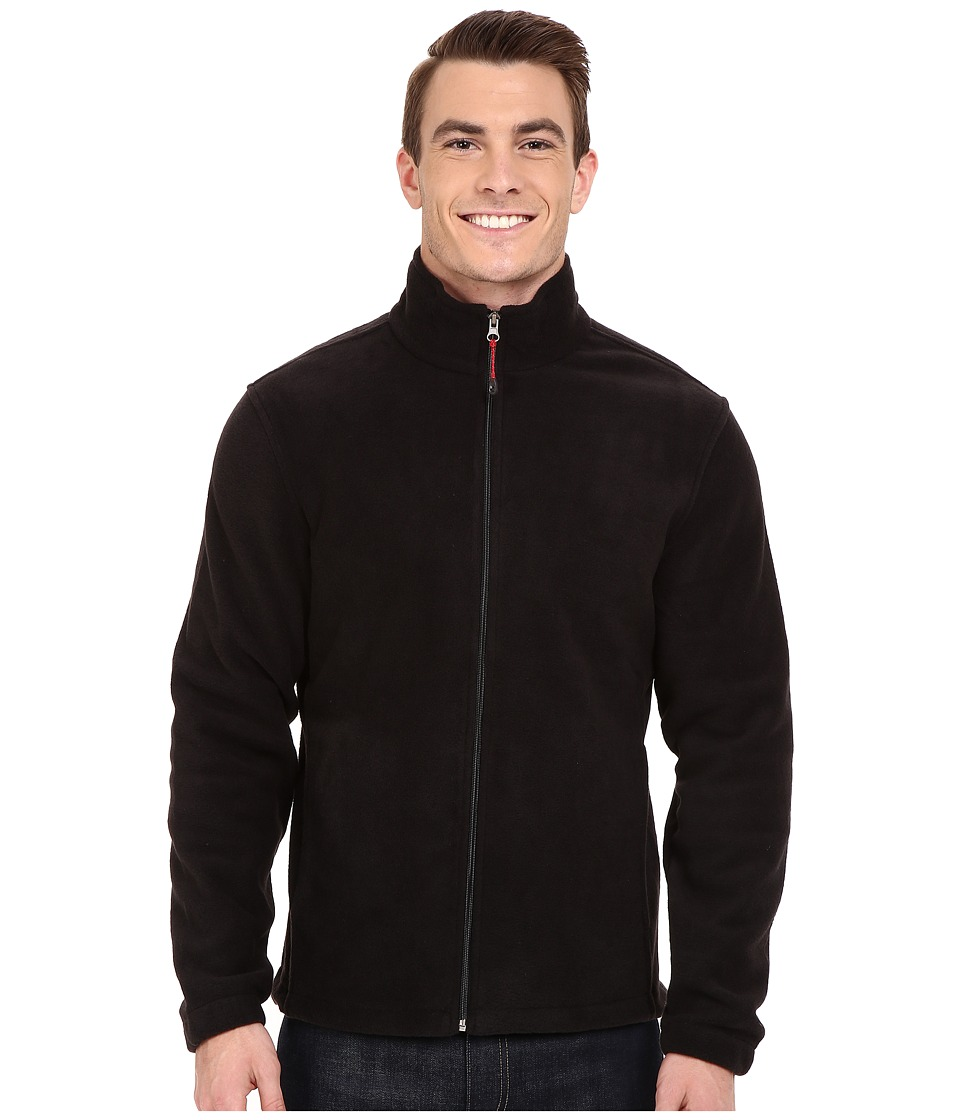 Woolrich - Andes II Fleece Jacket (Black) Men's Coat