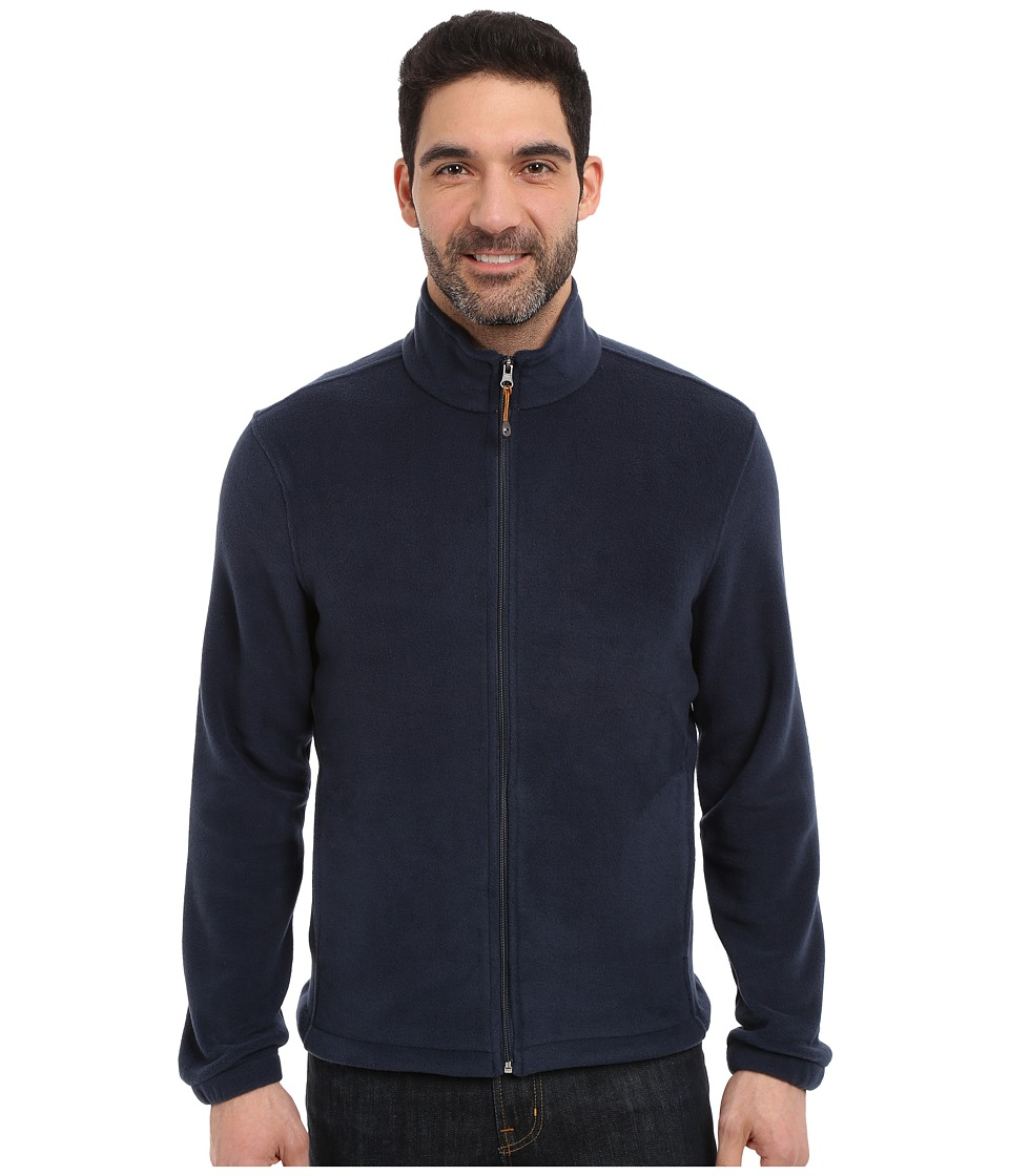 Woolrich - Andes II Fleece Jacket (Deep Indigo) Men's Coat