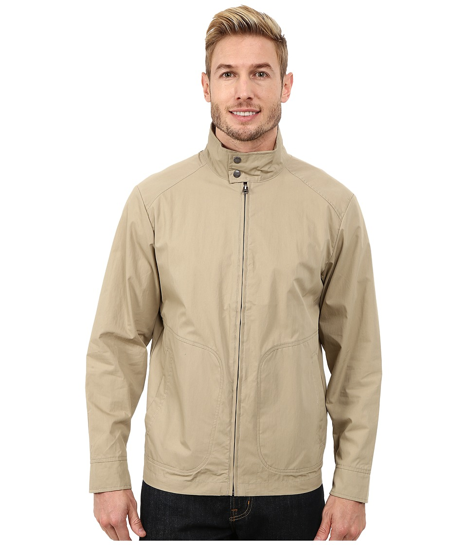 Woolrich - Linden Jacket II (Khaki) Men's Fleece
