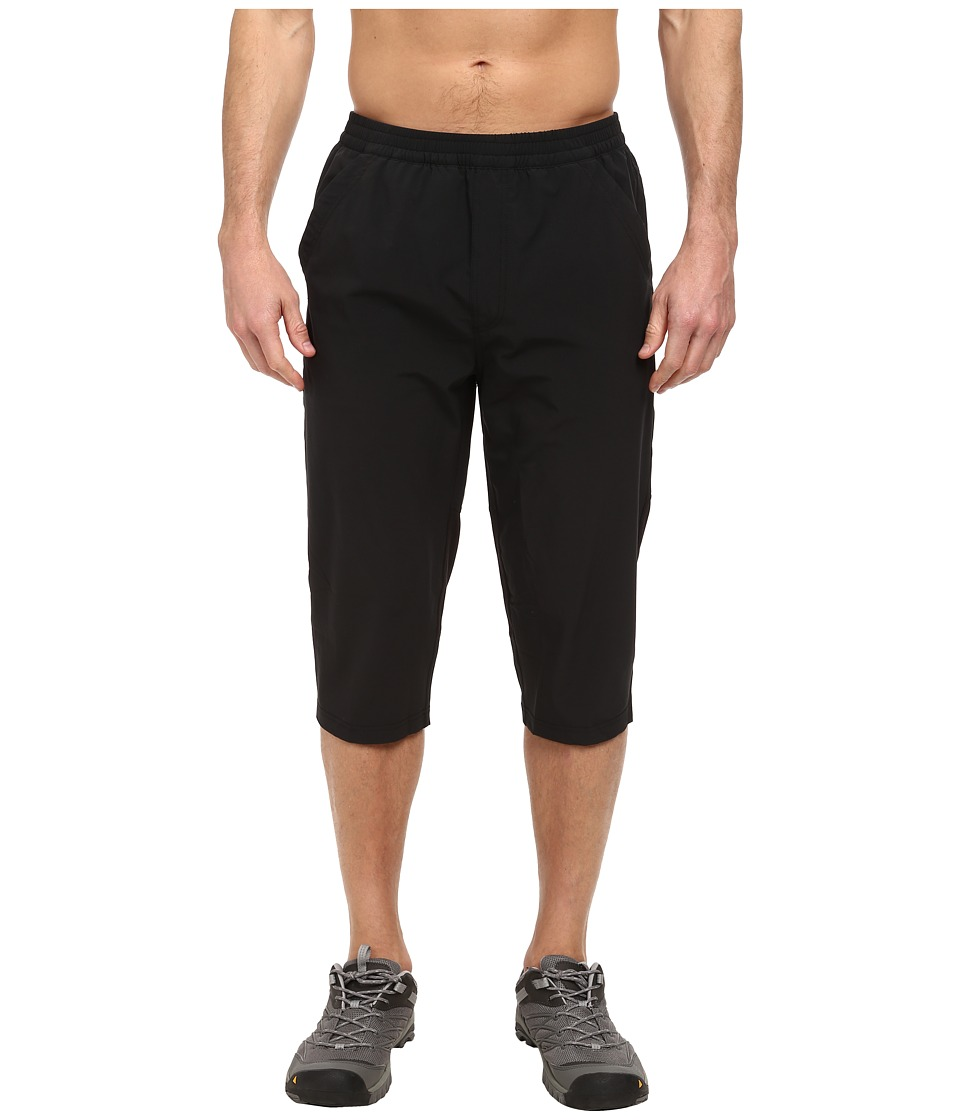 Prana - Kolpa Knicker (Black) Men's Workout