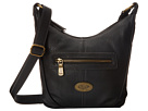 b.o.c. Ashland Crossbody (Black)