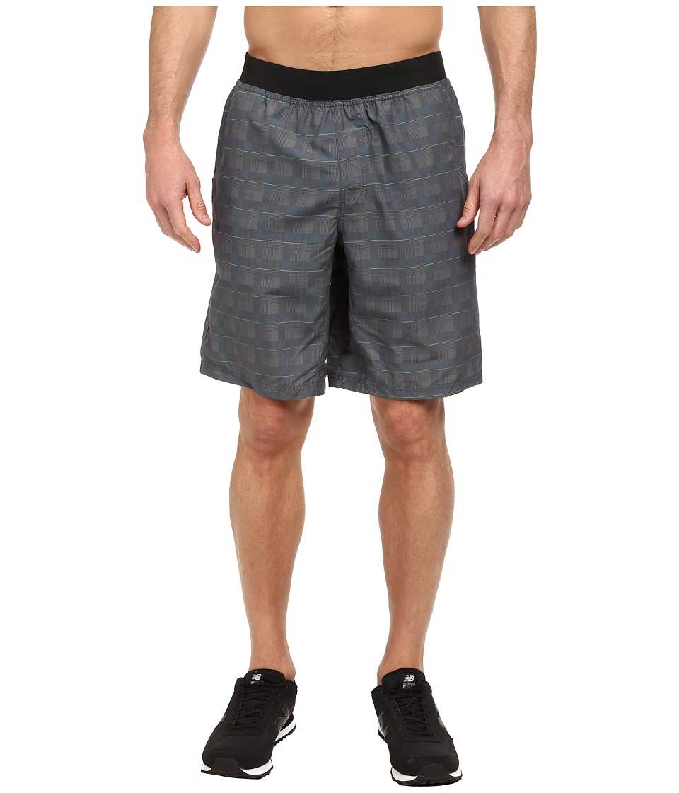 Prana - Mojo Short (Grey Blue) Men's Shorts
