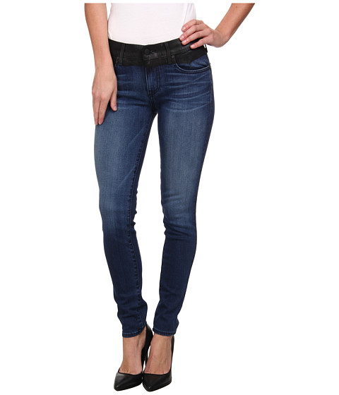 True Religion - Halle Mid Rise Super Skinny in Till the End (Till the End) Women's Jeans