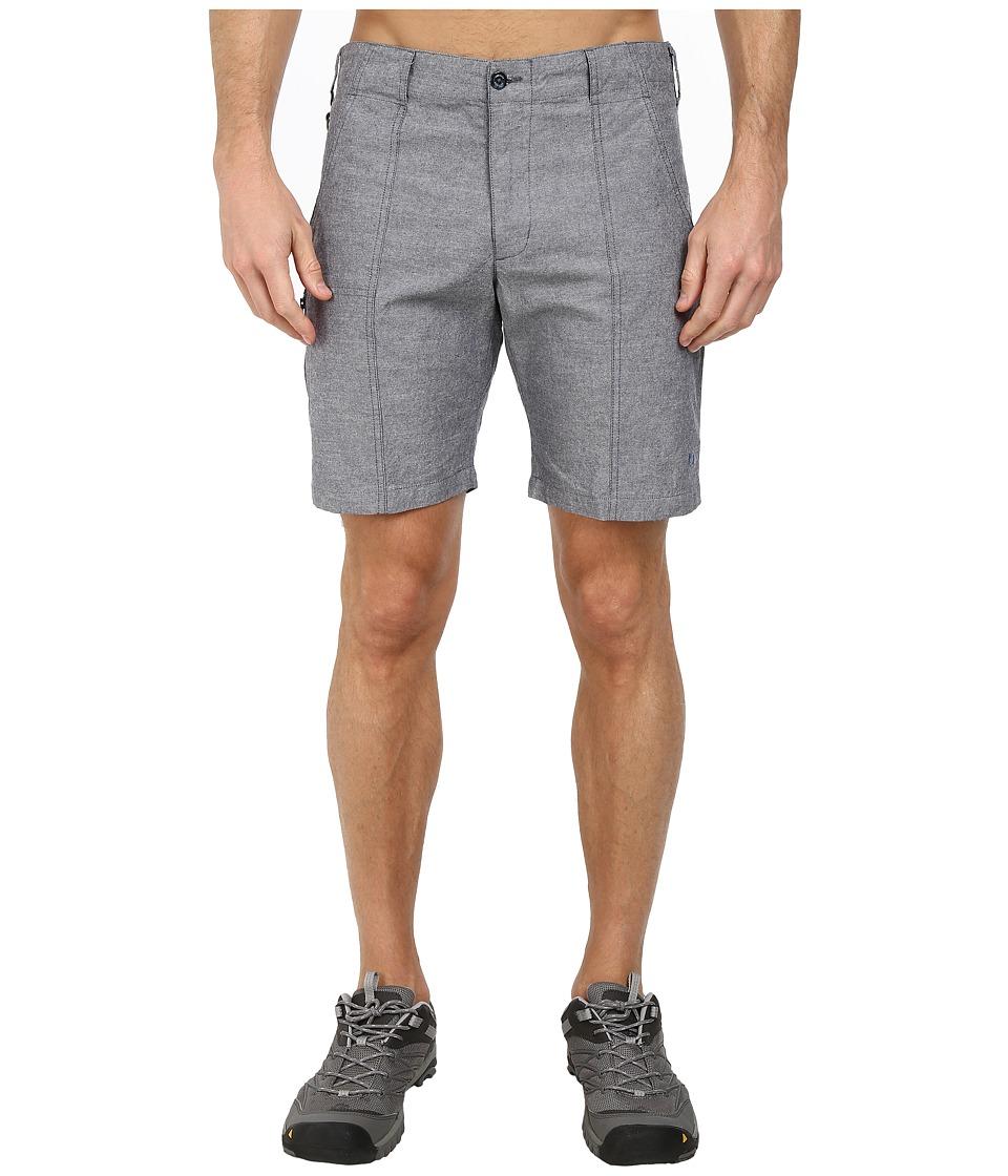 Woolrich - Oxford Short (Deep Blue Sea) Men's Shorts