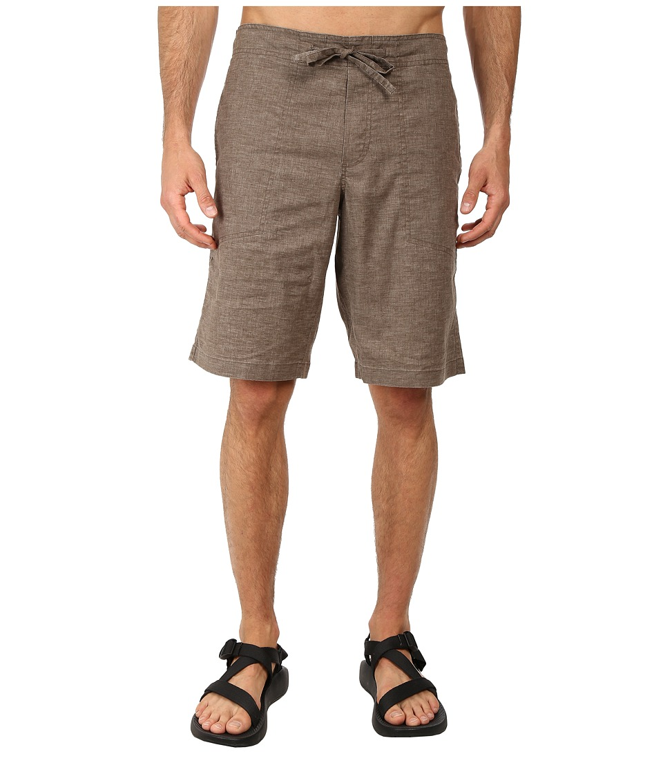 Prana - Sutra Short (Mud) Men's Shorts