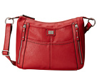 b.o.c. Crystal Springs Crossbody (Pimento Red)