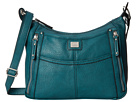 b.o.c. Crystal Springs Crossbody (Teal)