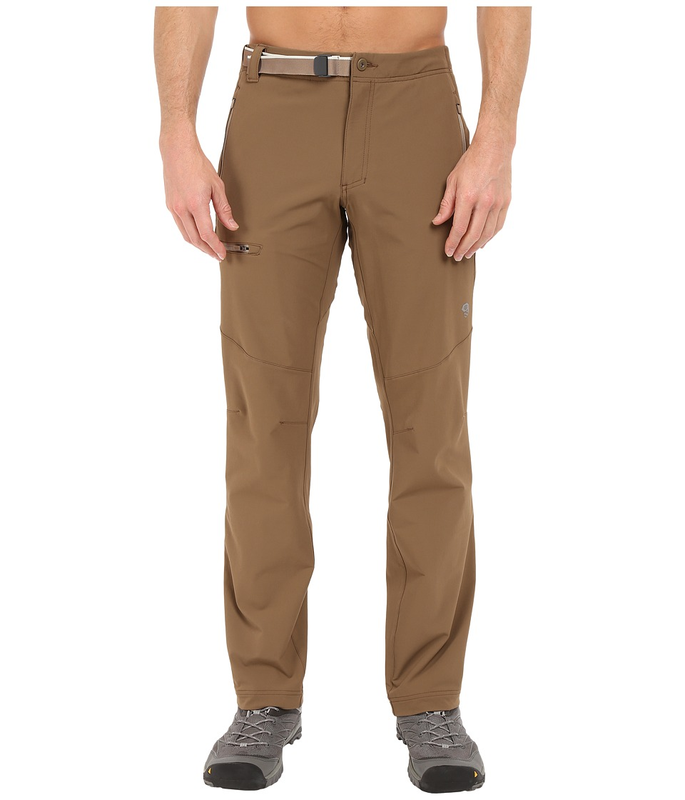 Mountain Hardwear - Chockstone Midweight Active Pant (Saddle) Men's Casual Pants