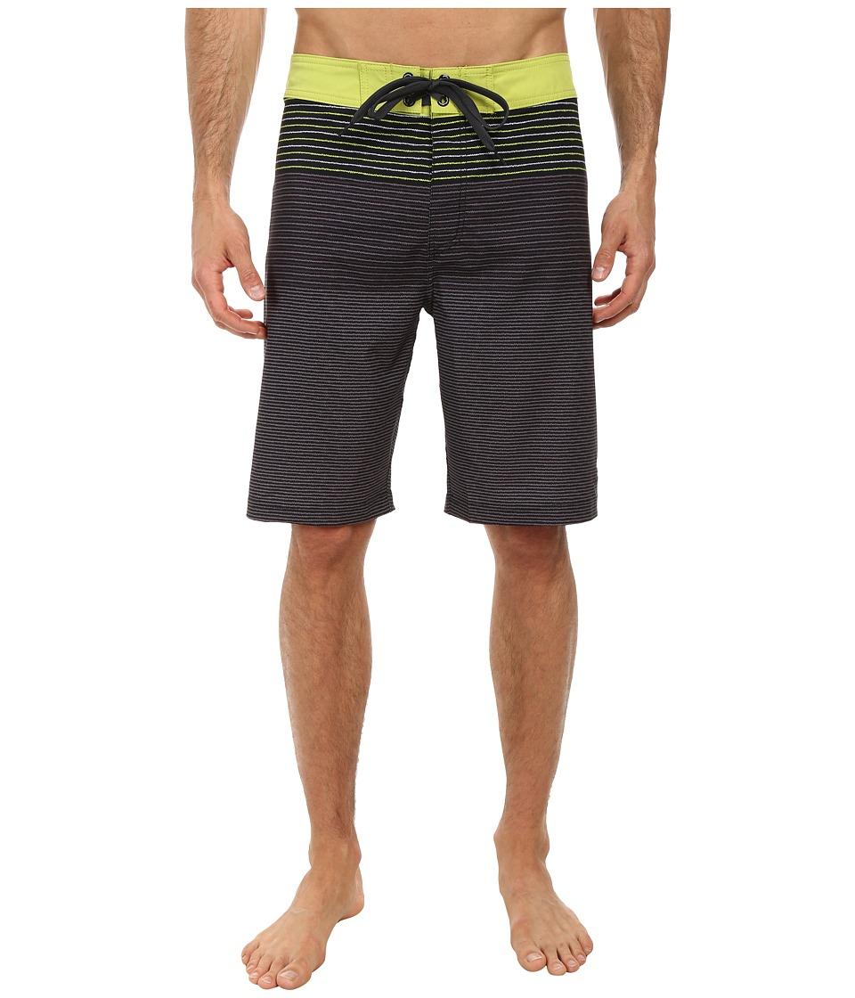 Prana - Sediment Short (Gravel) Men's Swimwear