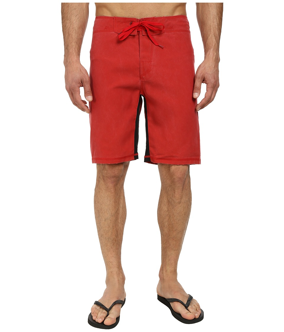 Prana - Dune Short (Pompeian Red) Men's Shorts