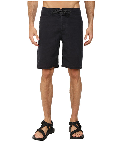 Prana - Dune Short (Black) Men's Shorts