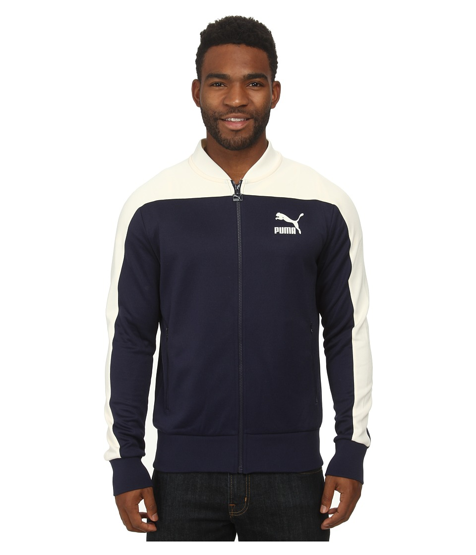 PUMA - Pierre Track Jacket (Peacoat) Men