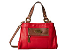 b.o.c. Richton Mini Satchel (Pimento Red)