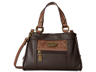 b.o.c. Richton Mini Satchel (Chocolate)
