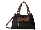 b.o.c. Richton Mini Satchel (Black)
