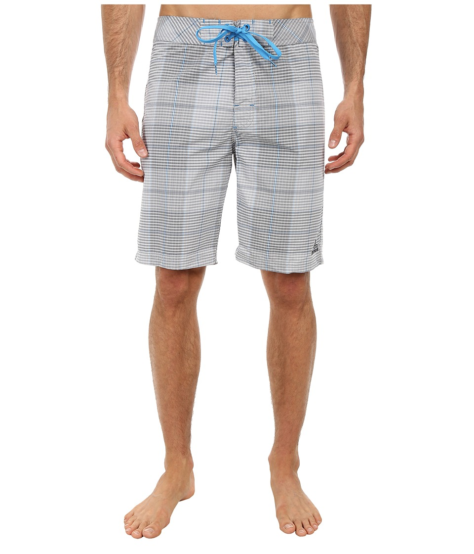 Prana - El Porto Short (Gravel) Men's Swimwear